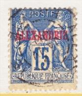 ALEXANDRIA   7  (o) - Alexandria (1899-1931)