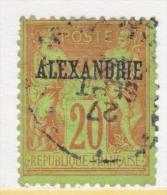 ALEXANDRIA   8   (o) - Alexandria (1899-1931)