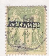 ALEXANDRIA   13   (o) - Alexandria (1899-1931)