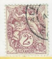 ALEXANDRIA   17   (o) - Used Stamps