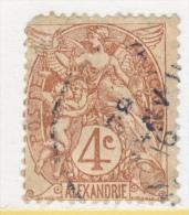 ALEXANDRIA   19  (o) - Used Stamps