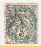 ALEXANDRIA   20  (o) - Used Stamps