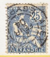 ALEXANDRIA   24   (o) - Used Stamps