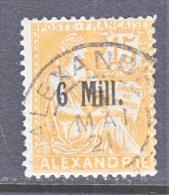 ALEXANDRIA   36   (o) - Alexandria (1899-1931)