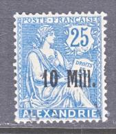 ALEXANDRIA   38   (o) - Alexandria (1899-1931)