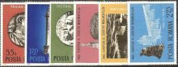 Romania 1975 Nuovo** - Mi.3267/72  Yv.2901/06 - Nuovi