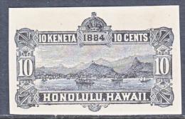 HAWAII  U 5  *   CUT SQUARE - Hawaii