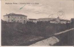 Pisa - Migliarino Pisano - Palazzine Radio E La Chiesa - Pisa