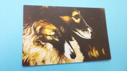 HARMONIE...DE MICHEL FEMELAT...ARTISTE PEINTRE.... - Dogs