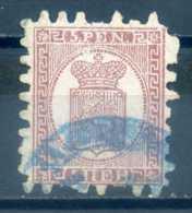 FINLAND - 1866 COAT OF ARMS 5P - 1856-1917 Amministrazione Russa