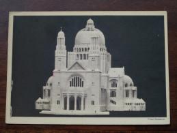 Basiliek KOEKELBERG Sacr� Coeur - H.Hart / Anno 1957 ( zie foto voor details ) !!