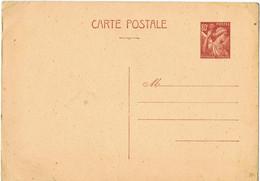 Carte Postale  Péimprimée   Timbre 80 C Postes - Timbres (représentations)