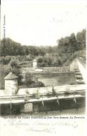 Vitry-le-François. Le Pont Porte Rempart Et La Passerelle. - Vitry-le-François