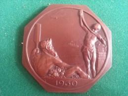 Wereldtentoonstelling Antwepren, Kolonien Scheepvaart, Vlaamse Kunst, 1930 (Dupon, Fonson), 172 gram (medailles0113)