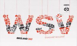 WSV Bike Land Advertising Postcard 85 - Reclame