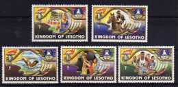 Lesotho - 1984 - Olympic Games - MNH - Lesotho (1966-...)