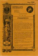 Angebotsliste Herkules Münzhandelsgesellschaft Bremen Frankreich Nr. 2/1982 Münzen Münze Coins Coin Deutschland - Literatur & Software