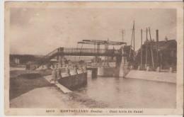 Montbeliard. Pont Levis Du Canal. - Montbéliard