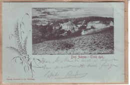 HAUT RHIN - TROIS EPIS - DREI AEHREN - VUE - éditeurs Henning , Schlosser & Co - Avant 1904 - Lire Description - Trois-Epis