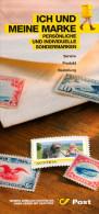 """Broschüre Prospekt Folder """"Ich Und Meine Marke"""" 2012 Österreich Post Briefmarken Austria Autriche Stamps - Briefmarken"""