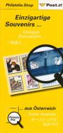 Broschüre Prospekt Folder Philatelie 2012 Souvenirs Aus Österreich Briefmarken Austria Autriche Stamps Marke - Briefmarken