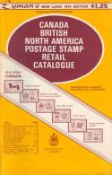 Lymans's Canada British North America Postage Stamp Retail Catalogue 1975 Kanada Briefmarke Philatelie - Briefmarkenkataloge