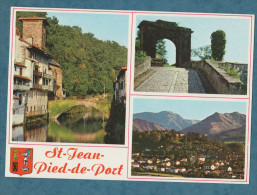 20 SCANS - 64 - PYRÉNÉES-ATLANTIQUES - SAINT-JEAN-PIED-DE-PORT  - Lot De 10 Cartes Postales Modernes -non écrites - Cartoline