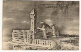 87 - Future Gare De Limoges-Bénédictins - Dessinée Par SAUVADET D´après R. GONTHIER Architecte - 1928 - Limoges