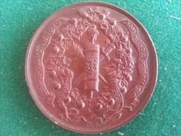 Gymnastische Volkskring Antwerpen, Jubelfeest Cuperus, 1898 (Baetes), 25 Gram (medailles0133) - Belgique
