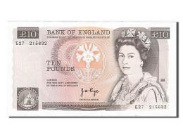 Grande Bretagne, 10 Livres, Type Florence Nightingale - 1952-… : Elizabeth II