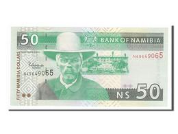 [#155201] Namibie, 50 Dollars Namibiens Type Wittbooi - Namibie