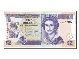 [#108347] Belize, 2 Dollars Type Reine Elizabeth - Belize