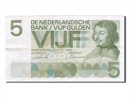 Pays-Bas, 5 Gulden, Type Vondel - [2] 1815-… : Reino De Países Bajos
