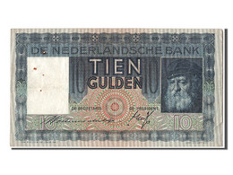 [#303693] Pays Bas, 10 Gulden Type 1930-33 - [2] 1815-… : Royaume Des Pays-Bas