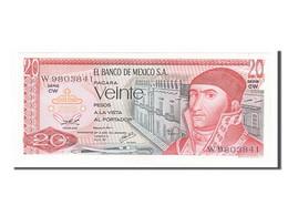 [#155220] Mexique, 20 Pesos Type Morelos - Mexique