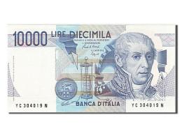 [#255344] Italie, 10 000 Lire, Type A. Volta - [ 2] 1946-… : République