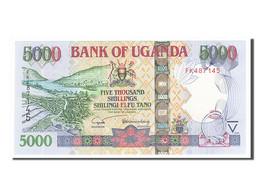 [#155232] Ouganda, 5000 Shillings Type 2003-04 - Ouganda