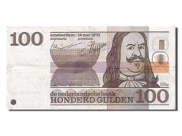 Pays-Bas, 100 Gulden, Type M. Adriaensz De Ruyter - [2] 1815-… : Kingdom Of The Netherlands