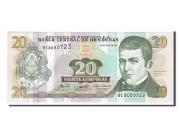[#108333] Honduras, 20 Lempiras Type Manision - Honduras