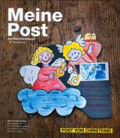 """""""Meine Post"""" Mitarbeiter-Magazin 12/2012 Österreichische Österreich Christkind Austria Autriche Magazine Zeitschrift - Briefmarken"""