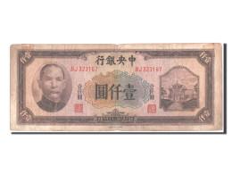 [#40888] Chine, Central Bank Of China, 1000 Yuan Type 1944, Pick 268a - China