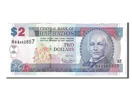 [#108340] Barbades, 2 Dollars Type J. R. Bvell - Barbados