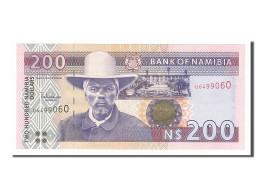 [#155200] Namibie, 200 Dollars Namibiens Type Wittbooi - Namibie