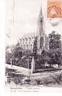 Uruguay 1904 Montevideo Cachet Et Timbbre Capilla Jackson - Uruguay