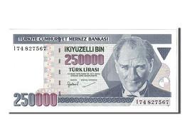 [#108334] Turquie, 250 000 Lira Type Kamel Ataturk - Turchia