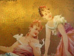 1898 THEATRE Municipal ARRAS - Grand Bal PARE ET MASQUE - OPERA Mignon - Ambroise Thomas - RECLAME POULAIN Chocolat - Programmi
