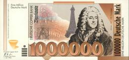 1 Million Deutsche Mark - 1994 - Deutsche Copper Bank - UNC ! - [ 7] 1949-… : FRG - Fed. Rep. Of Germany