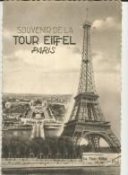 PARIGI -SOUVENIR DE LA TOUR EIFFEL  PARIS -FG - Tour Eiffel