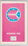 RRR: Passeports : Redbook 1986 (Fake/forged Passports Official Identification Guide) - Historische Documenten