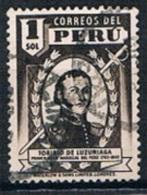 4527 - Perú 1949-51 - Various Stamps - Peru